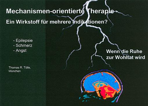 Prof. Dr. Thomas Tölle: Pregabalin – Ein Wirkstoff für mehrere Indikationen