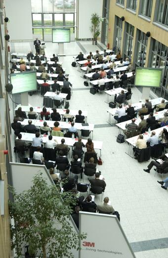 3M Health Care Forum 2006 – Ärzte werden zu Casemanagern