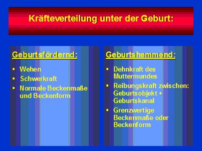 PD Dr. Maritta Kühnert: Lubrikation zur Geburtserleichterung: Praktische Anwendung