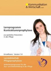 Lernprogramm Kontrakturenprophylaxe