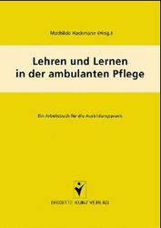 Hackmann Lehren und Lernen in der ambulanten Pflege