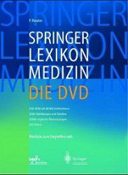 Springer Lexikon Medizin DVD-ROM