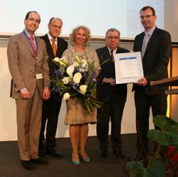POLLINEX® Quattro erhält Preis für herausragende Therapiekonzepte in der Pneumologie