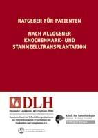 Neue DLH-Broschüre für Patienten nach Stammzelltransplantation