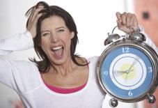 Macht Multitasking Frauen krank? Jede zweite Frau leidet unter den Symptomen der Hetzkrankheit