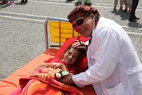 Mehr Clowns für kranke Kinder – Aktionstag des Dachverbands Clowns für Kinder im Krankenhaus Deutschland e.V.
