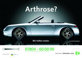 Welt-Rheuma-Tag am 12.10.2008 – Deutsche Rheuma-Liga befragt Arthrosekranke im Internet