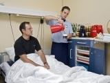 Hotelservice am Patientenbett