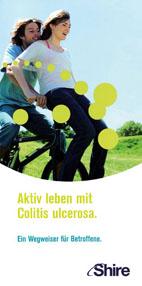 Neue Broschüre für Patienten mit Colitis ulcerosa