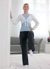 """Neu auf DVD: Der """"Bewegungs-Coach"""" von Sandoz, ein Fitness-Programm für starke Knochen"""