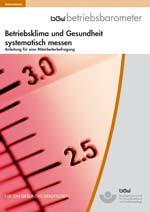 Betriebsklima und Gesundheit systematisch messen – Anleitung für eine Mitarbeiterbefragung