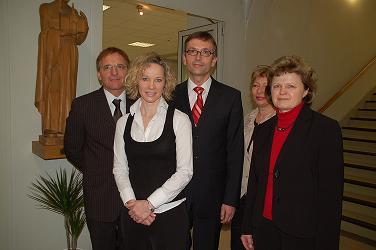 Schmerzpreis NRW 2009 geht an die Bundesstiftung Kinderhospiz