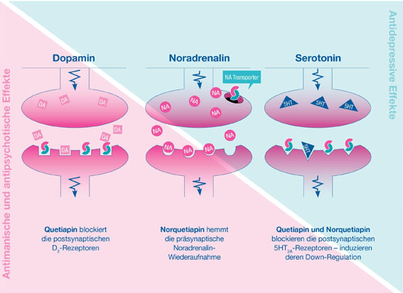 Neue Therapieoption bei bipolaren Störungen – Seroquel Prolong® zur Behandlung manischer und depressiver Phasen