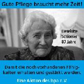 Altenpflegeumlage in Sachsen weiterhin auf dem Prüfstand