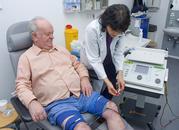 Muskelreize lindern Nervenschmerzen bei Diabetes