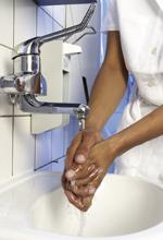 Nicht so oft die Hände waschen!