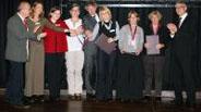 """Verleihung des Anerkennungs- und Förderpreis """"Ambulante Palliativversorgung"""" 2009"""