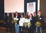 Bundesfachvereinigung Leitender Krankenpflegepersonen der Psychiatrie e.V. : Bundespflegepreis vergeben