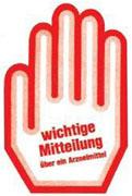Rote-Hand-Brief über den Zusammenhang zwischen Thelin® (Sitaxentan) und schwerwiegenden Leberschädigungen