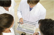 Informatiker der FAU entwickeln elektronische Patientenkurve