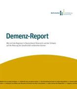 Demenz-Report: Wie sich die Regionen in Deutschland, Österreich und der Schweiz auf die Alterung der Gesellschaft vorbereiten können