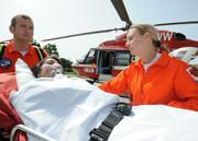 Neue Leitlinie zur Versorgung Schwerverletzter
