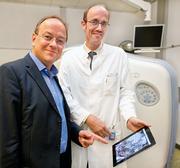 Radiologie-App unterstützt Ärzte