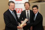 Neuer Therapieansatz bei Multipler Sklerose: PZ Innovationspreis 2011 für Fingolimod