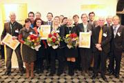 SilverStar-Gewinner in Berlin ausgezeichnet