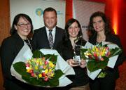Pflegemanagement-Award 2012 für Nachwuchsführungskräfte