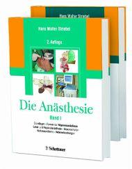 Hans W. Striebel: Die Anästhesie, 2 Bde.