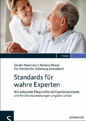 Sandra Masemann / Barbara Messer: Standards für wahre Experten