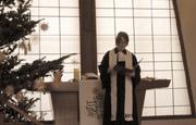 Neujahr 2012 in der Kreuzkirche Tokyo-Yokohama