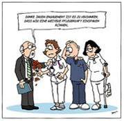"""DBfK-Initiative gestartet: """"Tausche wichtigen gegen guten Arbeitsplatz"""""""