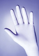 Hygiene-Tipp der DGKH, März 2012: Handschuhe