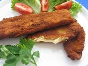 Das Vegetarier-Schnitzel