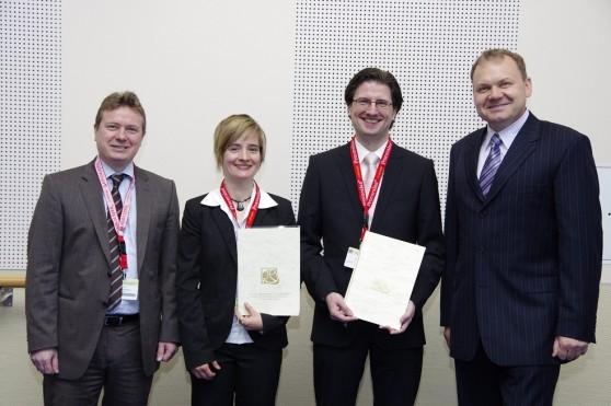 Gefördert von der Actelion Pharmaceuticals Deutschland GmbH: Julius-Klob-Publikationspreis