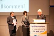 Erstmalige Verleihung des Martin-Wienbeck-Preises: Auszeichnung für PD Dr. Jutta Keller und Prof. Dr. Michael Schemann