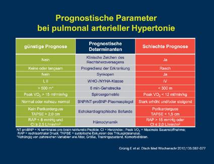 Prof. Dr. med. Ralf Ewert, Greifswald: Therapieziele der Gegenwart – Neues zur PAH aus Greifswald