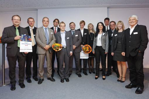 Zukunftspreis 2012 von Janssen-Cilag: Herausragende Gesundheitsprojekte