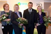 Gewinner: Pflegemanagement-Award 2013 für Nachwuchsführungskräfte