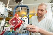 Grippewelle 2013: Lungenersatzverfahren bei schwerkranken Grippepatienten erfolgreich