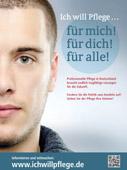 """Deutscher Pflegerat mobilisiert gegen den Pflegenotstand: Kampagne """"Ich will Pflege!"""""""