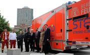 Positive Ergebnisse des zweijährigen Forschungsprojekts: Stroke-Einsatz-Mobil verbessert Schlaganfallversorgung