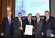 BMG: Erstmals Robert-Koch-Preis für Krankenhaushygiene und Infektionsprävention verliehen