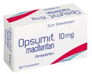 PAH: Actelion führt Opsumit in Deutschland ein