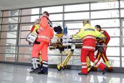 Bergmannsheil demonstriert Notfallszenarien unter Einsatz von transportablen Mini-Herz-Lungen-Maschinen
