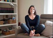"""Evelyn Schiffner: """"Ich hatte den Verdacht, dass ich nur selbst meine Therapie stricken kann"""""""