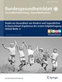 Robert Koch-Institut (RKI): Neue Daten zur Kinder- und Jugendgesundheit