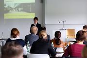 2. WissensTransferTag der Hochschule Neu-Ulm: Experten diskutieren Managementthemen aus dem Gesundheitswesen